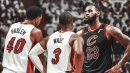 Udonis Haslem reveals LeBron James met with him, Dwyane Wade before NBA Finals