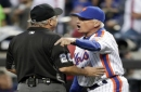 A manager's umpire rant goes online, and Manfred cries foul