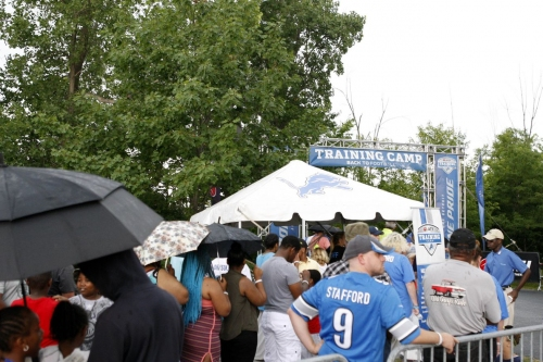 Open thread: Will you be attending Lions training camp this year?