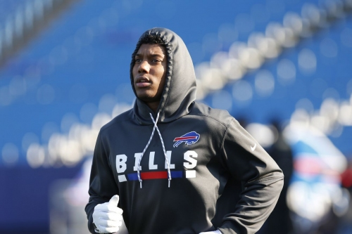 Zay Jones expected to be ready for training camp