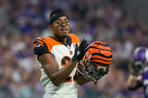 Bengals Bytes (6/15): Praise for William Jackson keeps pouring in