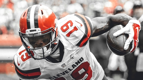 Browns news: It's a 'make-or-break year' for Corey Coleman