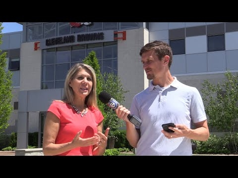 Will the Browns new offense come together by the opener? Hey, Mary Kay! (video)