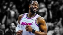 Gabrielle Union tweets at Dwyane Wade over Mike Bibby's crazy shape, Wade reacts