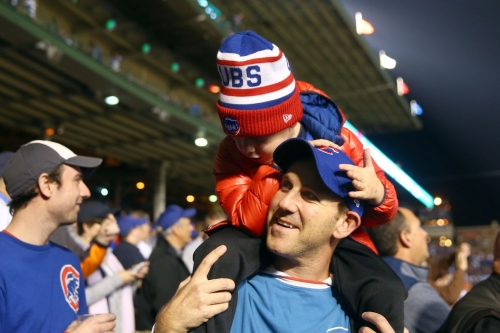 FanPost Friday: Baseball stories with dad