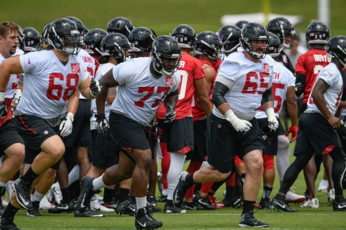 Falcons announce 2018 training camp dates