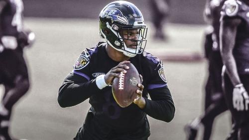 Ravens QB Lamar Jackson gets chance to run first team