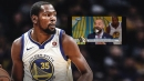 Kevin Durant called out over decision to join Dubs if he's not obsessed with winning titles