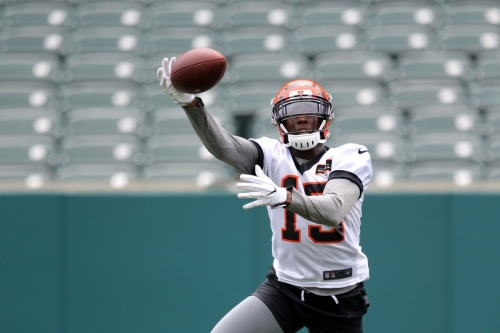 """Bengals WR John Ross wants """"to be a problem for other teams"""""""