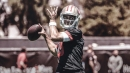 49ers QB Jimmy Garoppolo struggles during minicamp