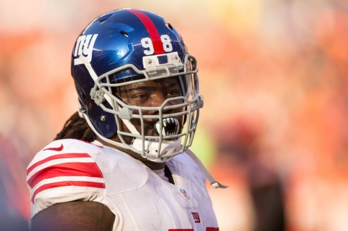 Damon Harrison is still the Giants' monster in the middle
