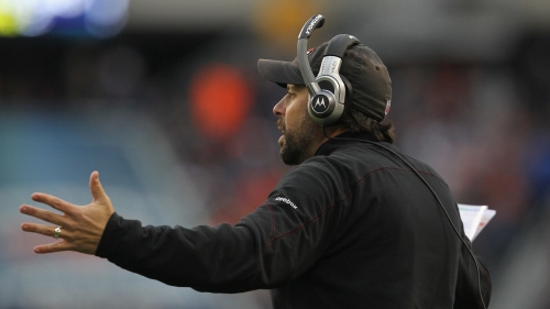 Browns OC Todd Haley believes current QB group is best he's ever had