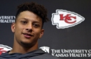 Patrick Mahomes is leaning into the hype