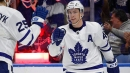 Tyler Bozak on free agency, social media and playing hockey in Canada