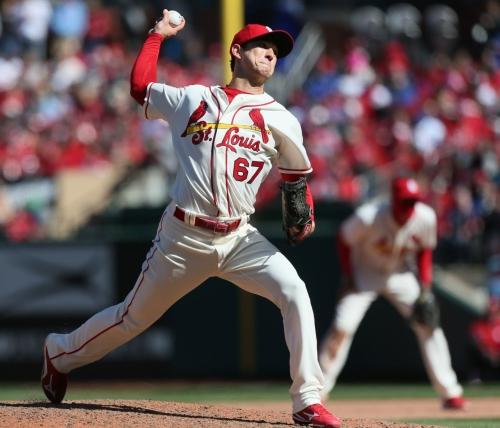 Bowman back with Cardinals; Voit replaces J. Martinez vs. Cubs