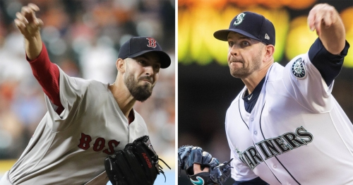Mariners vs. Red Sox: Live updates as James Paxton, Rick Porcello face off at Safeco