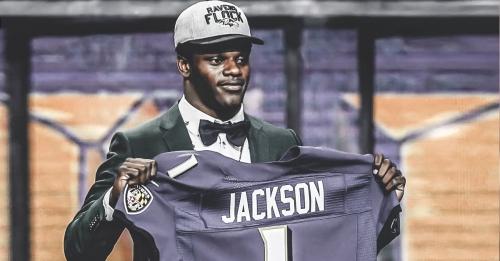 Reggie Bush has high expectations for rookie Ravens QB Lamar Jackson