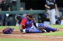 Carlos Perez leaves game with ankle sprain