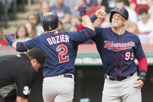 Twins 6, Indians 3: Baseball doesn't make any sense