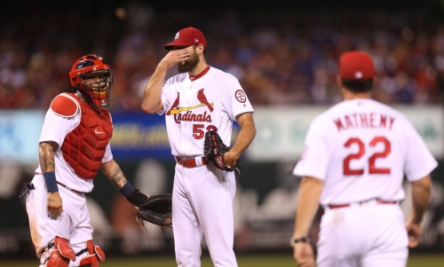 Cubs lower the boom on Cardinals