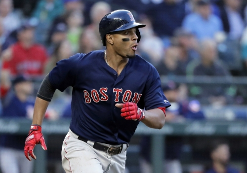 Matt Barnes gives up lead in eighth, Boston Red Sox lose Mariners despite Xander Bogaerts' three-run homer