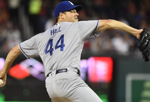 Dodgers Injury Update: Rich Hill To Return And Start Tuesday Against Cubs