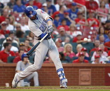 Bryant ends home run drought, Cubs rout Cardinals 13-5