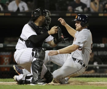 Hicks, Martinez lead Tigers to 4-3 win over White Sox