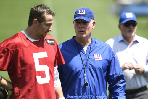 Stock up, stock down for Giants after spring practices