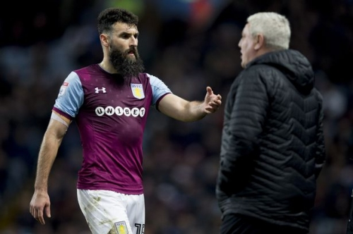 Aston Villa's Mile Jedinak on his real name - and no, it isn't the Beard to be Feared!