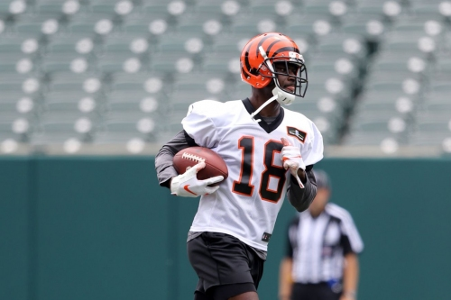 Is A.J. Green only the 5th-best wide receiver in the NFL?