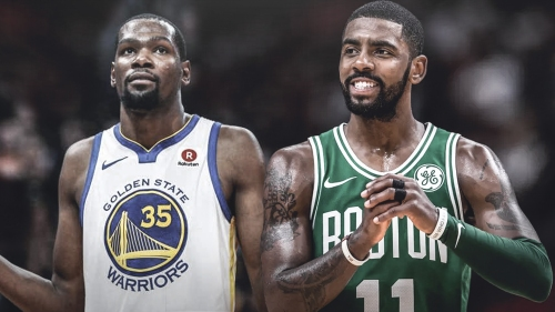 Kyrie Irving has had enough of all the hate Kevin Durant attracts