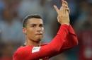 Cristiano Ronaldo forced Man Utd great Sir Alex Ferguson to say sorry to Patrice Evra