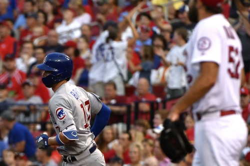 2018 Cubs Heroes and Goats: Game 66