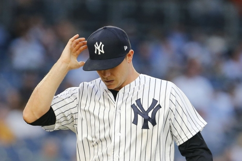 Is the Yankees defense hurting Sonny Gray?