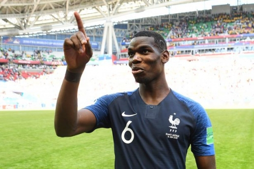 Paul Pogba told what he must do to become world-class player