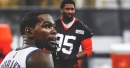 Browns' Myles Garrett denies any beef with Warriors star Kevin Durant