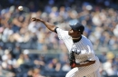 Yankees 4, Rays 1: Luis Severino hurls eight shutout innings to earn 10th win