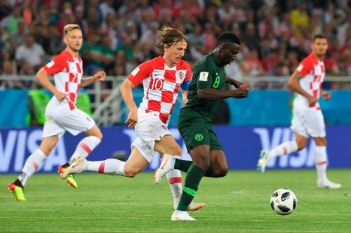 Stoke fans impressed with Etebo despite World Cup own goal