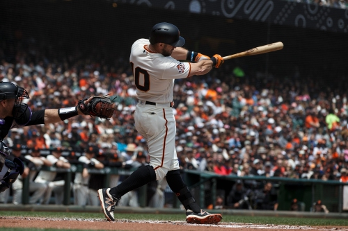 As Longoria prepares for surgery, Giants set to lose another infielder