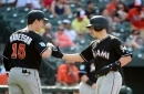 """Marlins 5, Orioles 4: """"We're not as bad as those guys"""""""