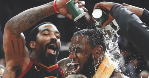 San Francisco brewery releases LeBron James' tears-themed beer