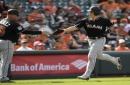 Realmuto has 2 HRs, 4 RBIs; Marlins sink Orioles 5-4