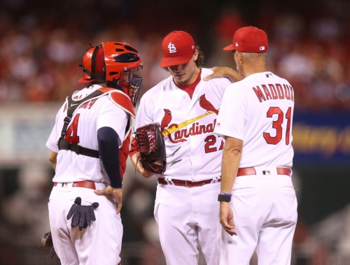 Strength of bullpens separates Cards, Cubs