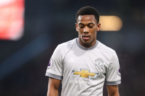 Manchester United name eye-watering asking price for Chelsea target Anthony Martial