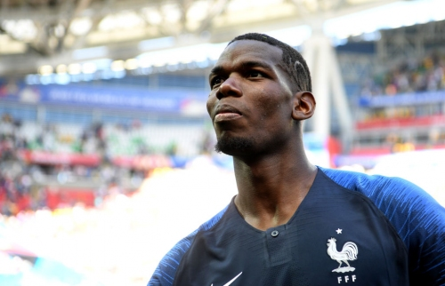 Manchester United manager Jose Mourinho says Paul Pogba should be stripped of goal against Australia at World Cup