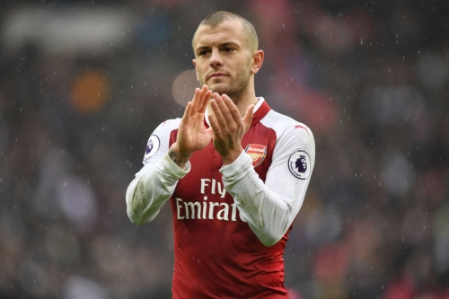 Jack Wilshere makes final decision on Arsenal career after talks with Unai Emery