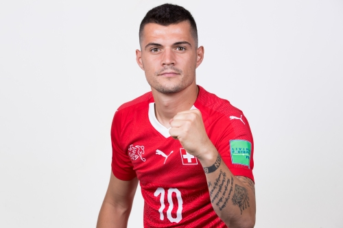 Granit Xhaka responds to Unai Emery praise after signing new Arsenal contract