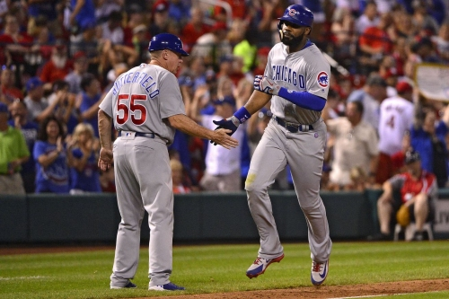 Cubs 6, Cardinals 3: Coming from behind for the 19th time