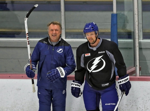 Ex-Lightning assistant coach Rick Bowness still yearns for Stanley Cup